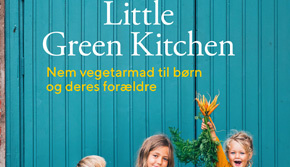 Little Green Kitchen udkommer